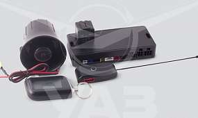 STARLINE A36 CAR ALARM SYSTEM